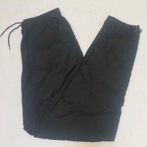 Vintage Nike Slim Swooshie Pants/ L